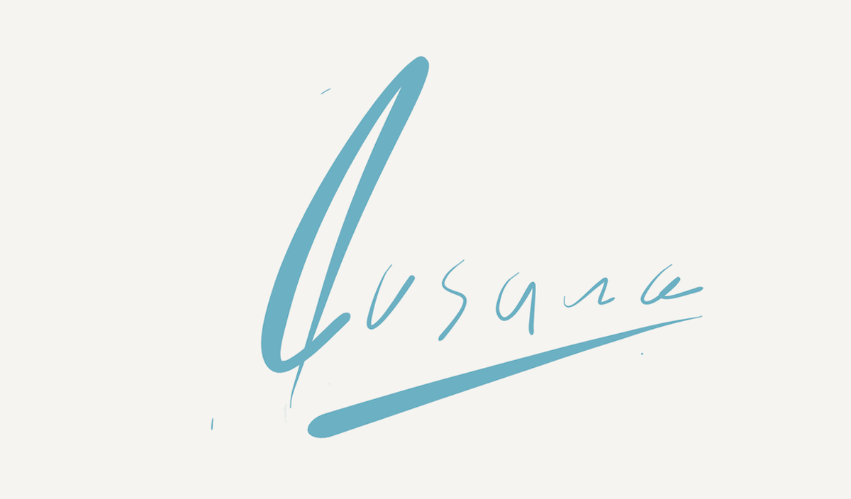 Susana  Lopez F. Signature