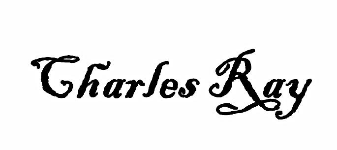 Charles Ray Signature
