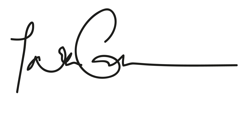 Tara Gosselink Signature
