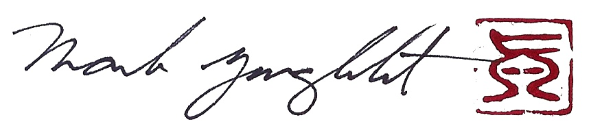 Mark Yungblut Signature