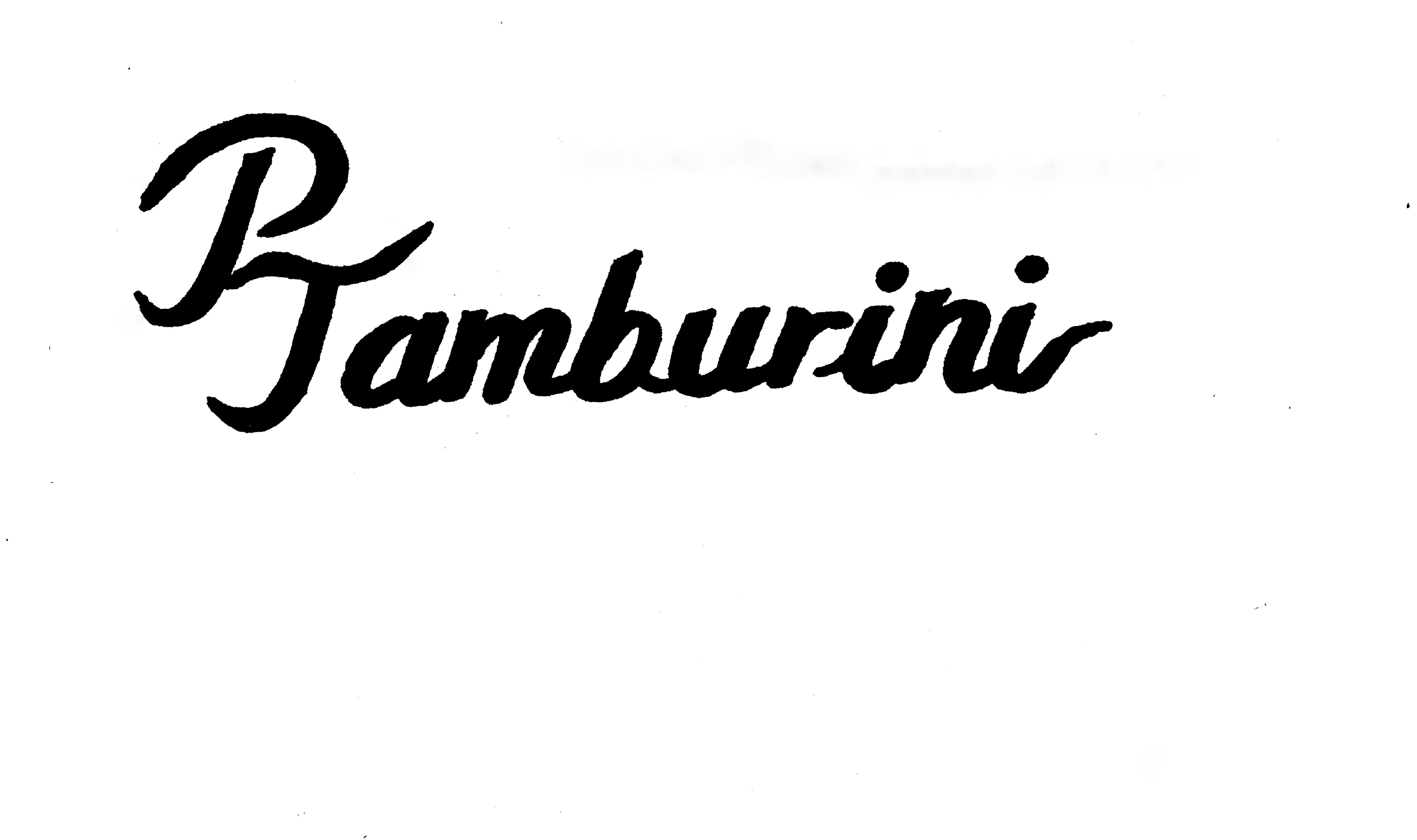 Patricia Tamburini Signature