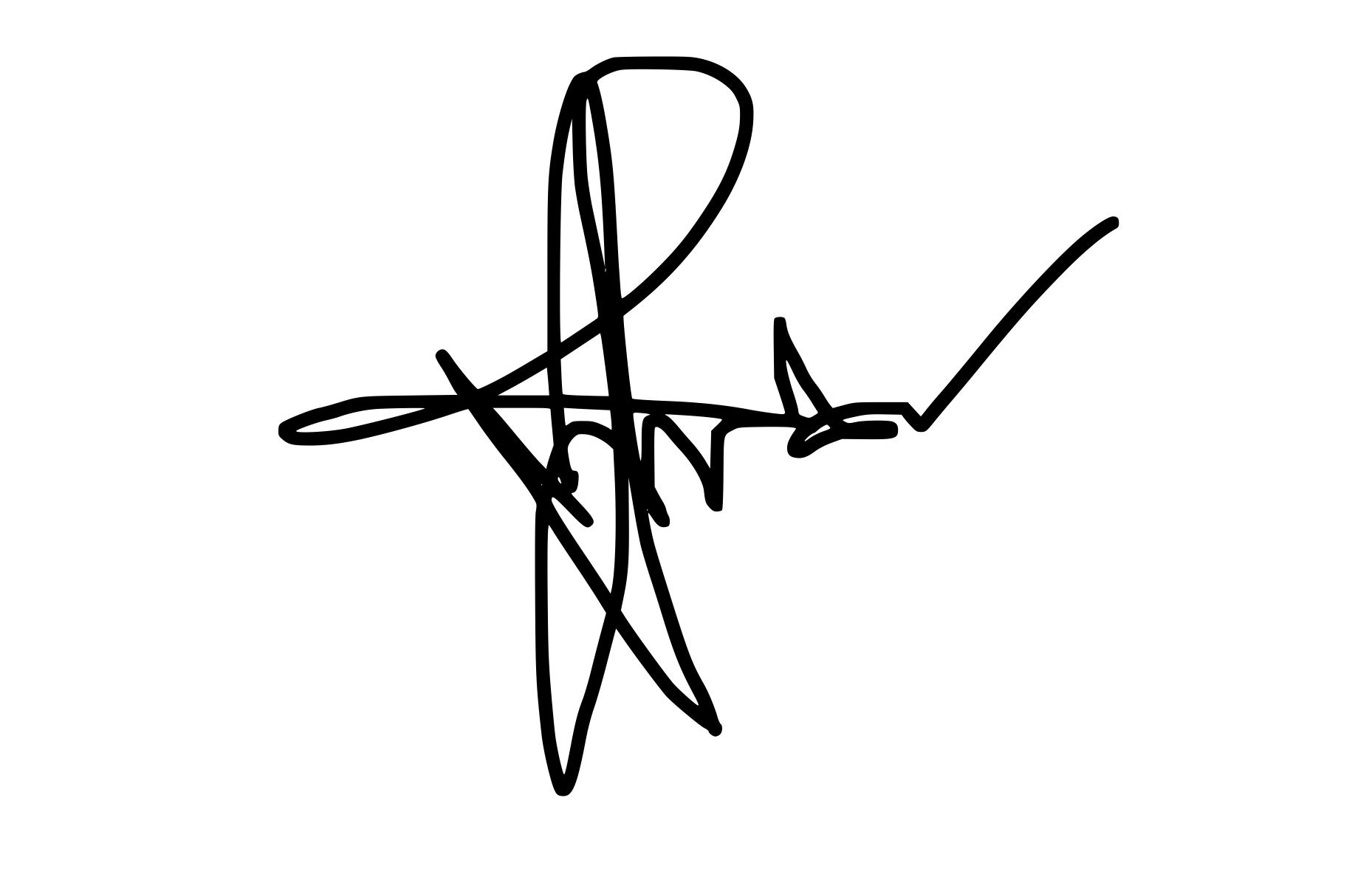 Vanessa Jones Signature