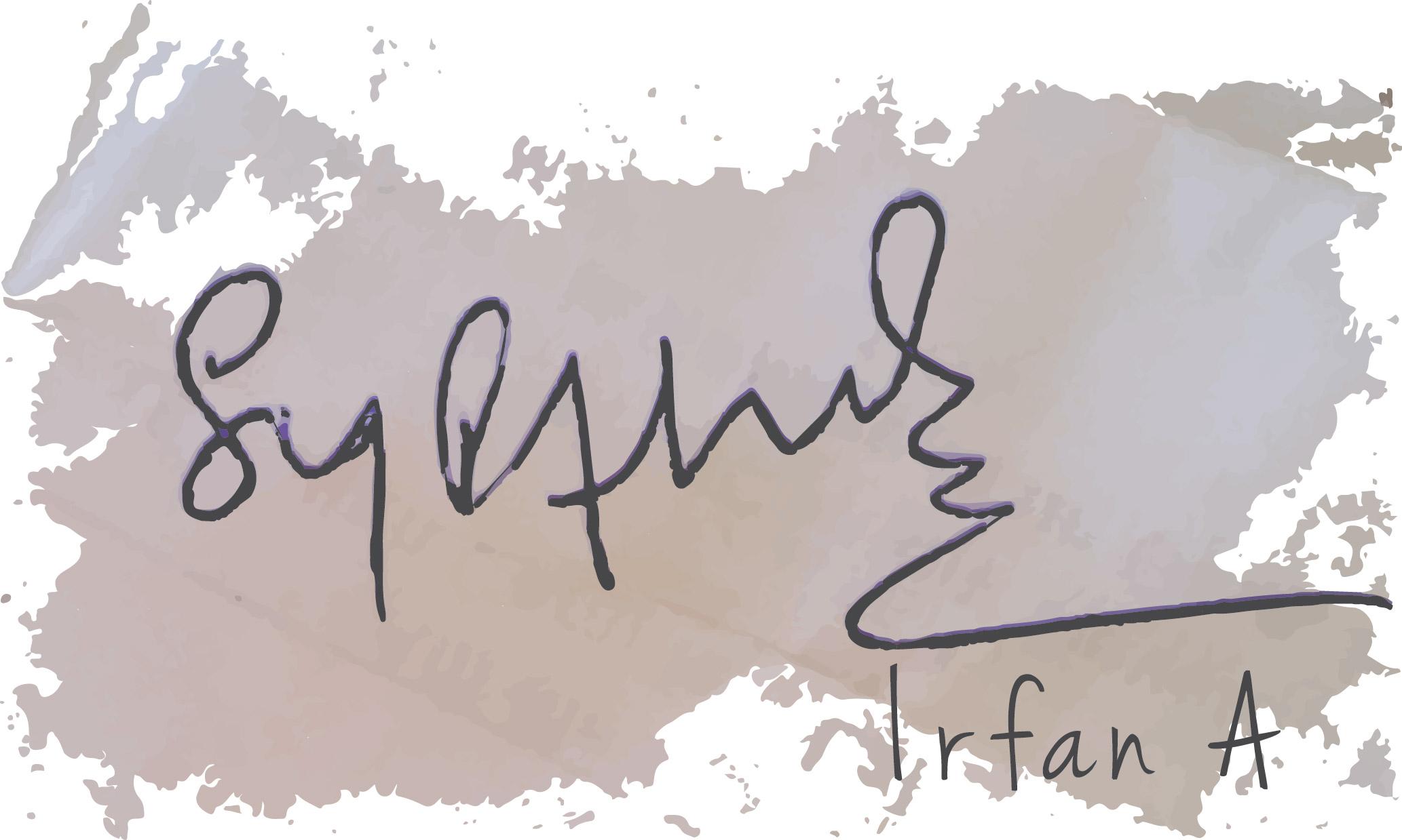 Irfan Ali Signature