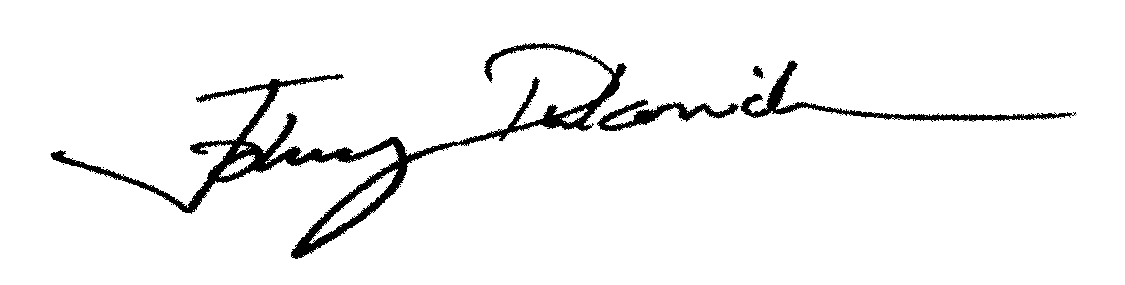 Johnny Dukovich Signature