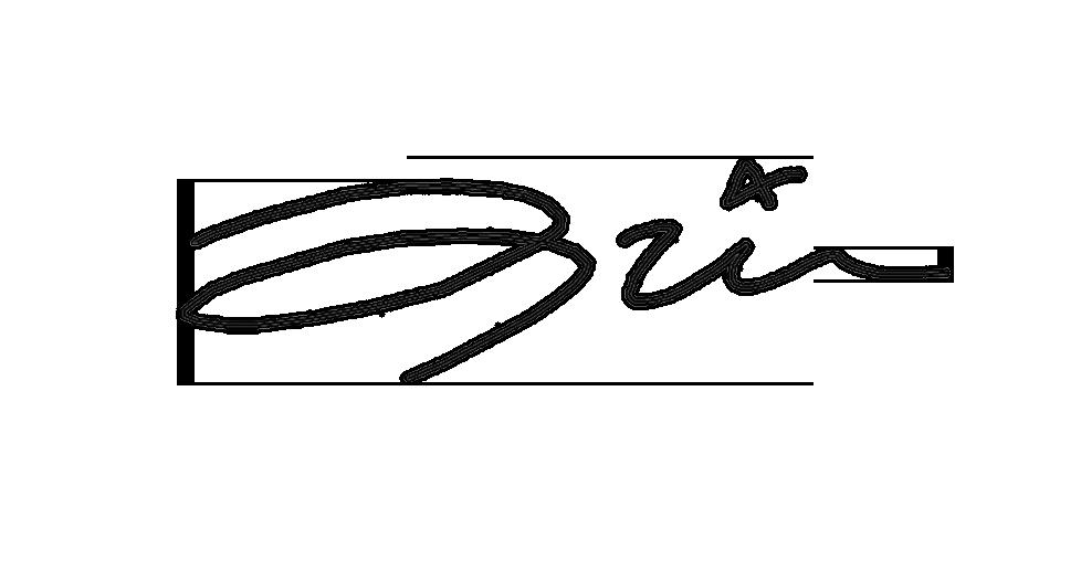 Aziz Belkharmoudi Signature