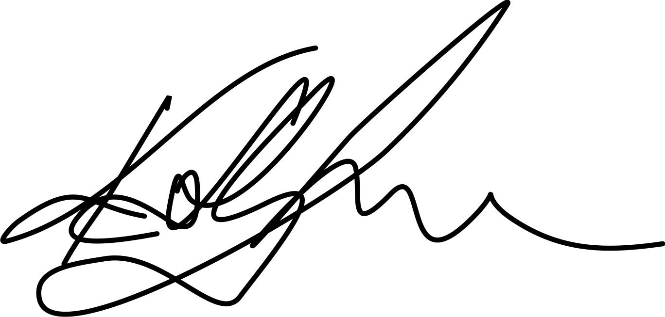 Kathy Strauss Signature