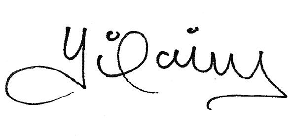 Yilaing Siritt Signature