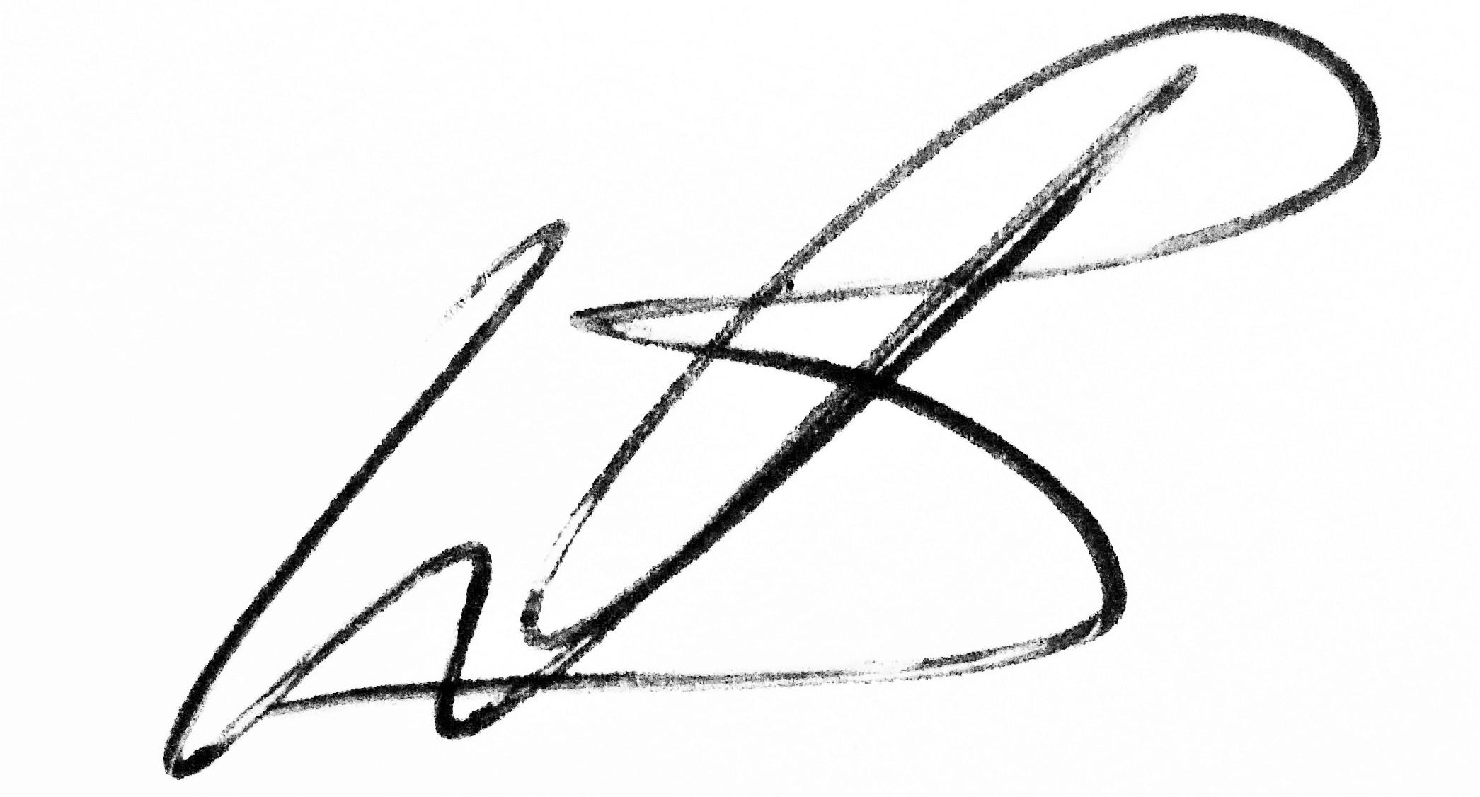 Elyse Bennett Signature