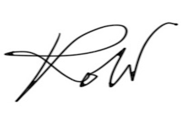 Rowan Willigan Signature