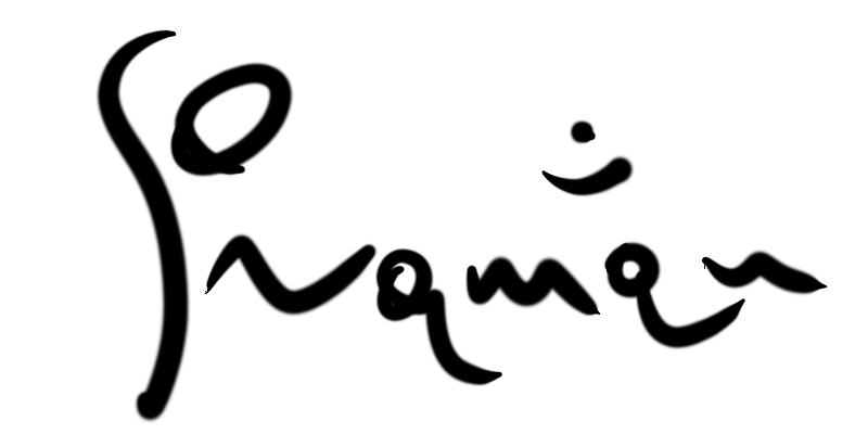 Raman Aleksandrovich Signature