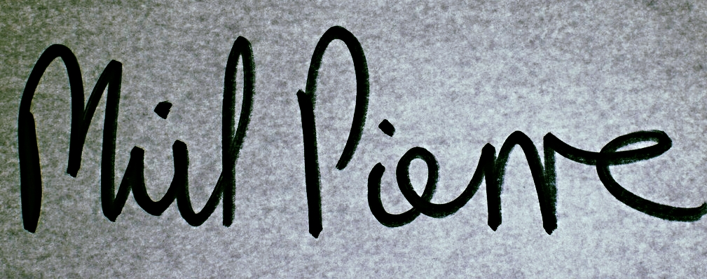Phil Pierre Signature