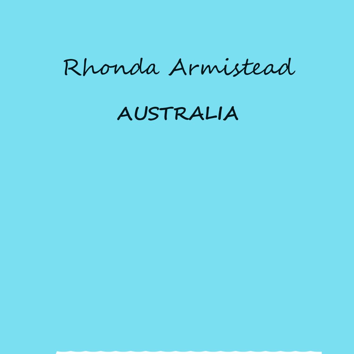 rhonda armistead Signature