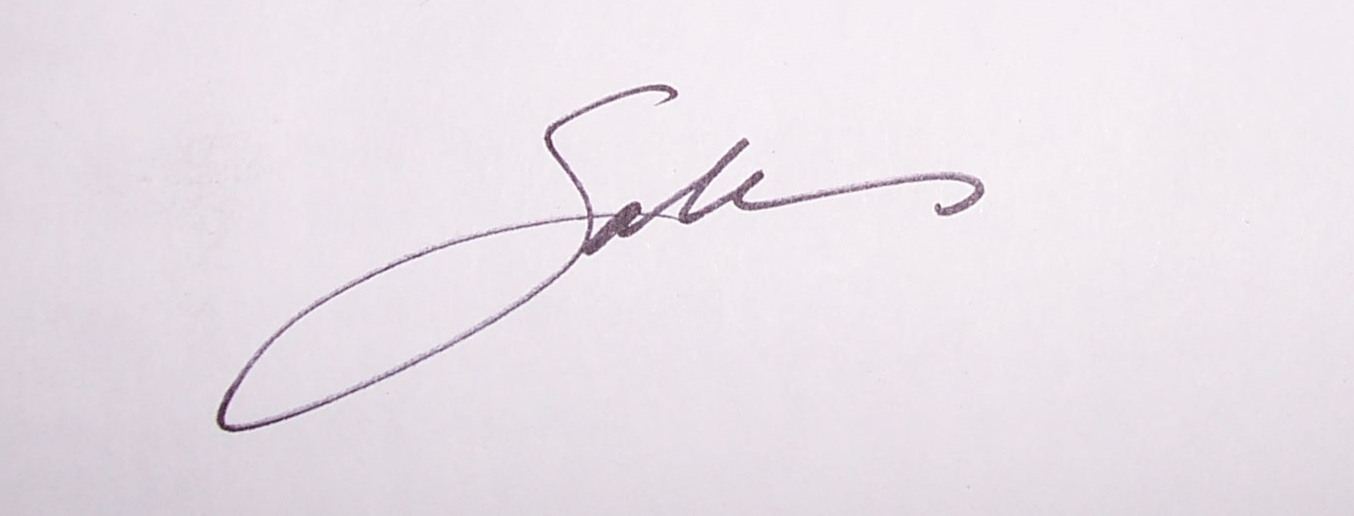 Sabina WISE Signature