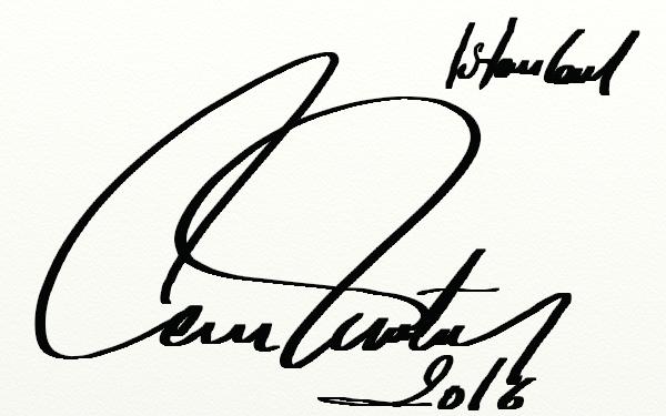cem purtul Signature