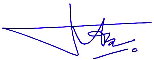 KARNA MUSTAQIM Signature