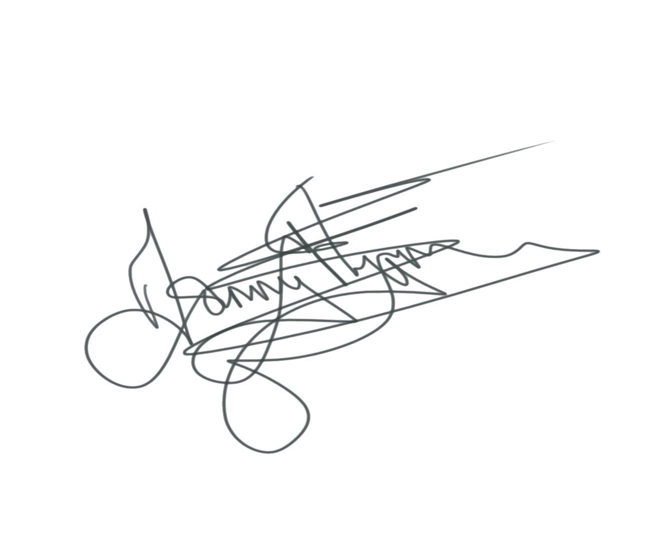 Danny Flynn Signature