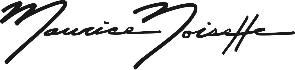 Maurice Noisette Signature