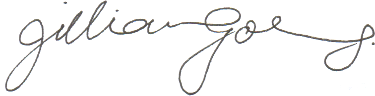 Jillian Goldberg Signature