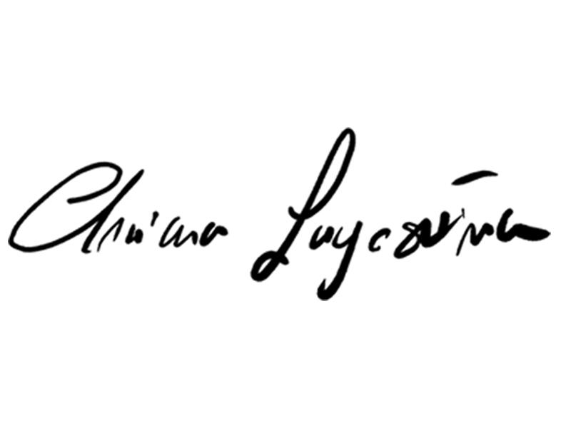 Chiara Lagostina Signature