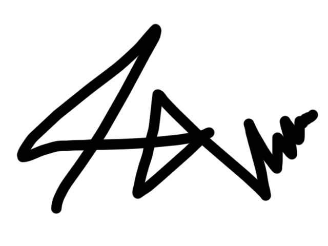 Sandeep Ahlawat Signature