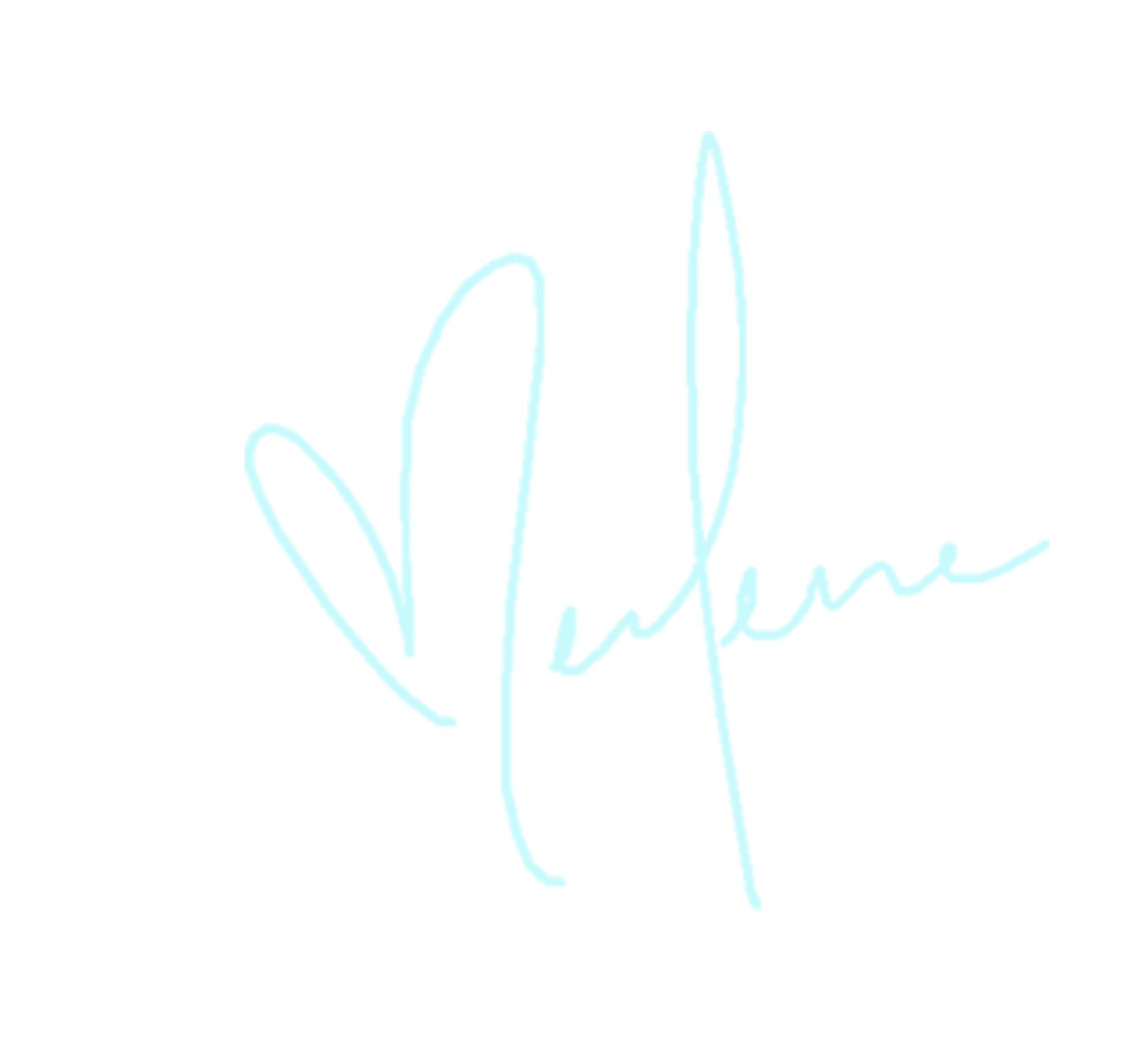Merlene Nyembo Signature