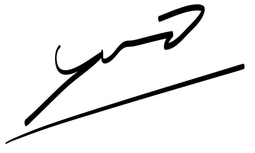 Boonyarit Arunkoon Signature