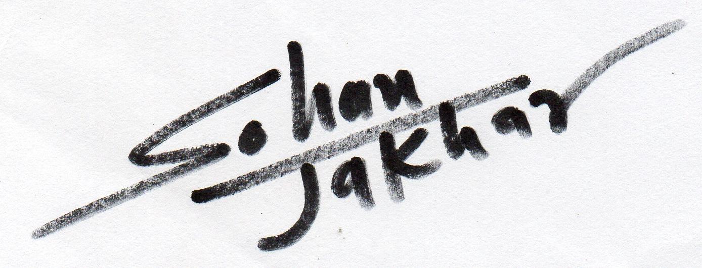 Sohan Jakhar Signature