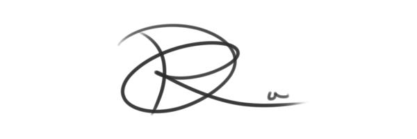 Daniel Reis Signature