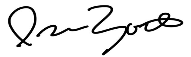 ira zoot Signature