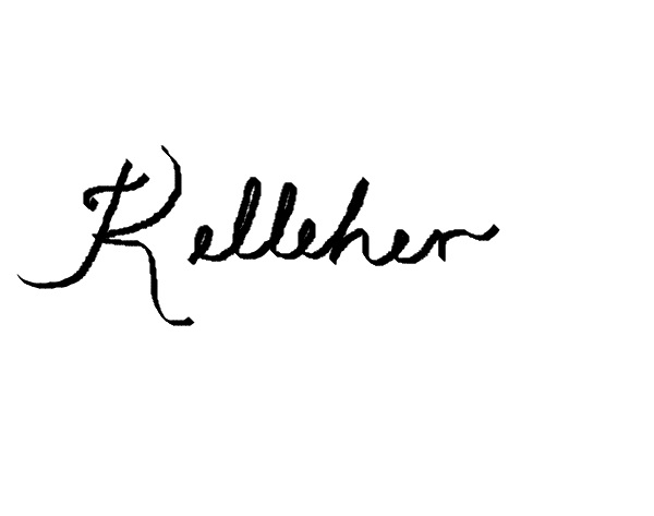 Terri Kelleher Signature