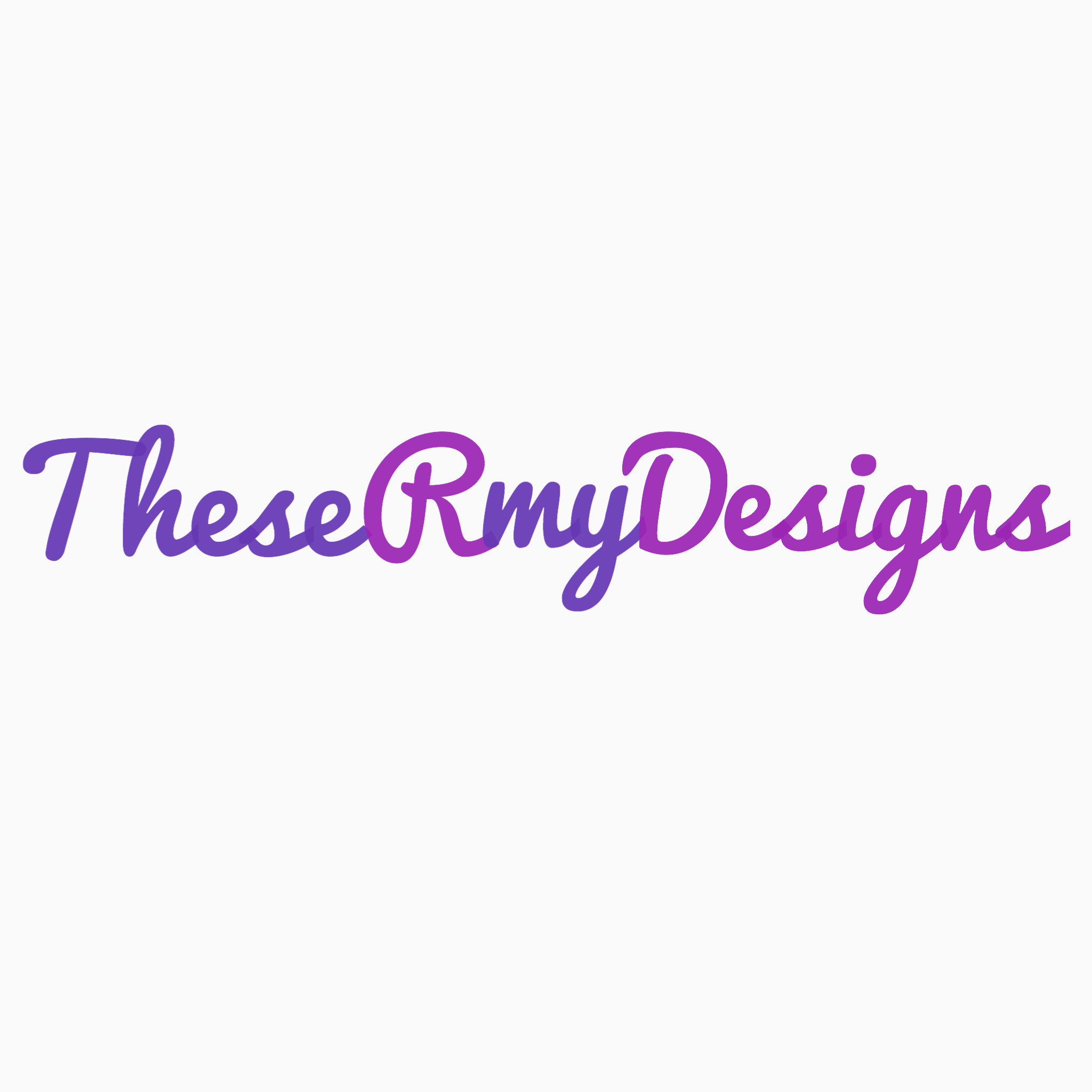 TheseRmydesigns Signature