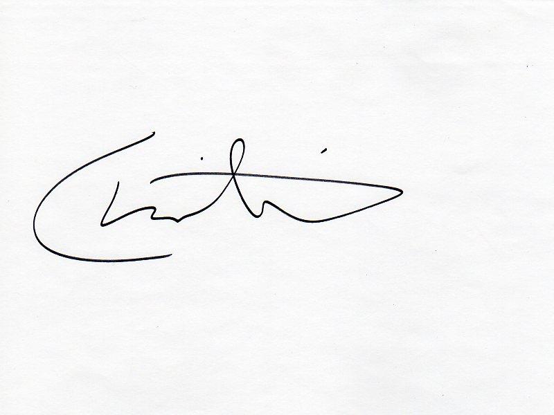 Christina deSousa Signature