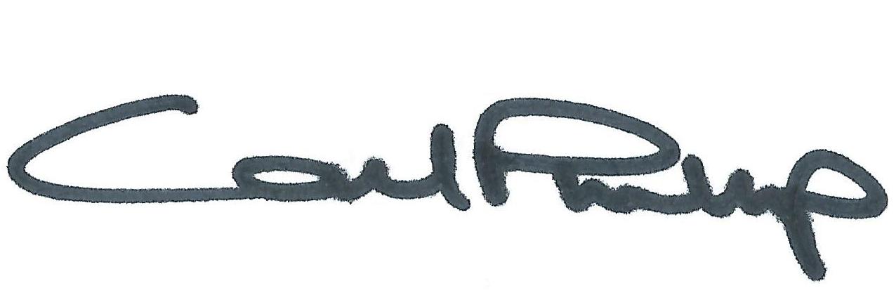 Carl Philip Signature