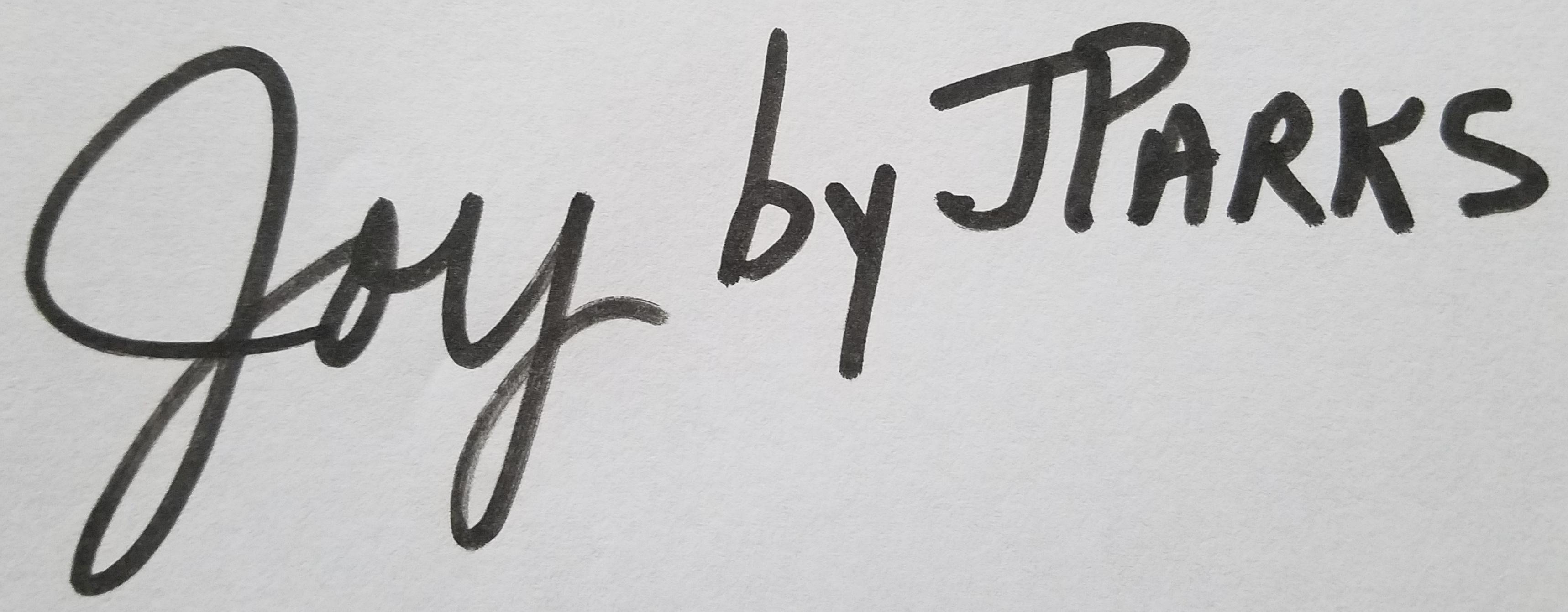 Joy Parks Coats Signature